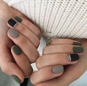 глянцевые ногти, матовый маникюр, матовые ногти, самый красивый маникюр, модный маникюр 2021, нюдовый маникюр, короткие ногти, маникюр на короткие ногти, маникюр на длинные ногти