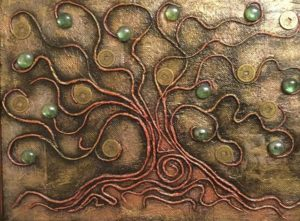картина пейп арт, купить картину, картина, своими руками, из салфеток, картина дерево